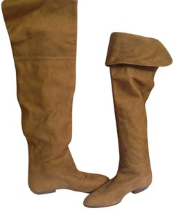 Holt Renfrew Buff Boots