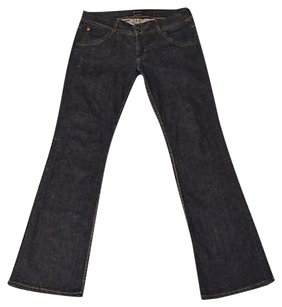 Hudson Jeans Hudson Made In Usa Womens Wflaps W170dhc Boot Cut Jeans