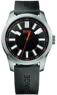 Hugo Boss BOSS Orange 1512936 Mens Black H-7001 Watch