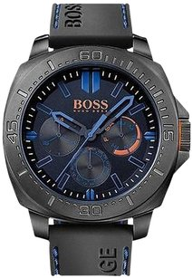 Hugo Boss Hugo Boss Orange Rubber Mens Watch 1513242