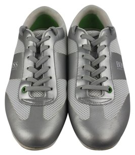Hugo Boss White and silver Athletic