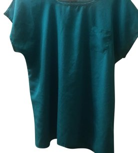Hype Top Teal