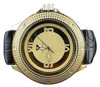 Ice Mania Mens Genuine Diamond Ice Mania Jojo Techno Kc Watch Im3029