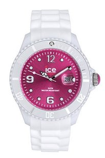Ice Watch Ice Watch Si.wp.b.s.10 Womenspink Dial Big Watch