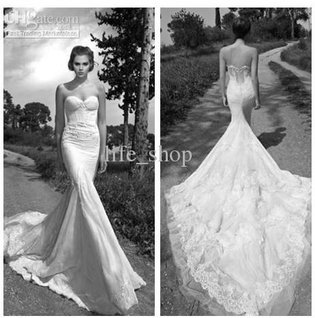 Inbal Dror Wedding Gowns For Sale: Inbal Dror Shades Of White Various Handcrafted Fabrics 13
