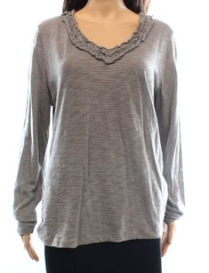 INC International Concepts 100% Cotton 32650sg899 Top