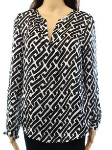 INC International Concepts 100% Polyester 61203bl899 Top