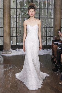 Ines Di Santo Berlin Wedding Dress Size 2 (XS)