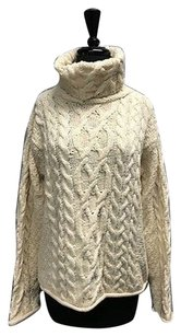 Inis Crafts Turtleneck Mock Sweater