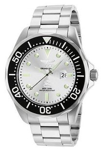 Invicta Invicta Grand Diver Stainless Steel Mens Watch 14656