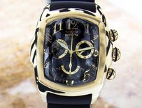Invicta Invicta Lupah Swiss Gold Plate Stainless Steel Quartz Watch C2000 Scx236