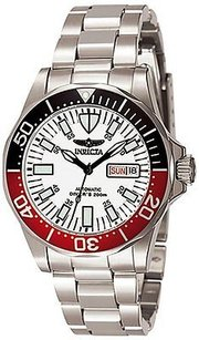 Invicta Invicta Stainless Steel Pro Diver Automatic Mens Watch 7044