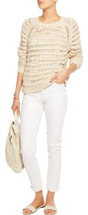 IRO Yness White Cream Sweater