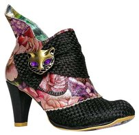 Irregular Choice Black Boots