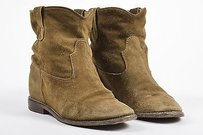 Isabel Marant Olive Taupe Boots