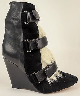 Isabel Marant Pierce Runway Black Boots