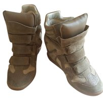 Isabel Marant Green / taupe Athletic