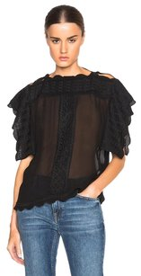 Isabel Marant Audrina Top Black