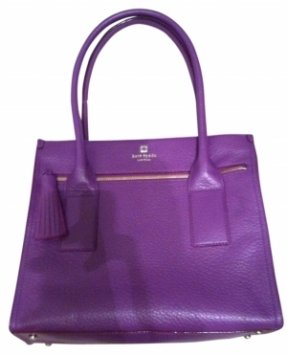 Kate Spade Purple Tote Bag
