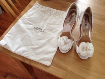 Badgley Mischka (randall) Wedding Shoes