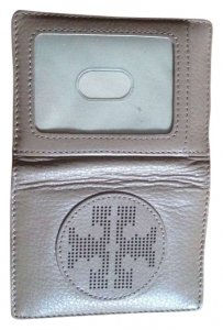 Tory Burch Tory Burch Card Wallet - Beige