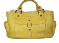 Celine Bag - Satchel in Yellow