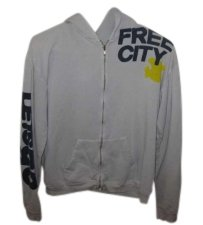 Free City Light Blue Jacket