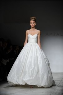 Amsale A598 Rosalie Wedding Dress