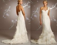 Lazaro Lz 3101 Wedding Dress