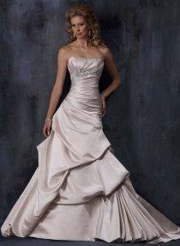 Carrie By Maggie Sottero Wedding Dress