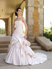 Mon Cheri Opal Wedding Dress
