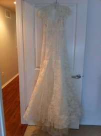 Monique Lhuillier Angelique Wedding Dress
