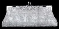 Crystal Rhinestone Clutch