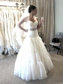 Rosa Clara Izar Wedding Dress