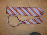 Daddy & Son Tie Set