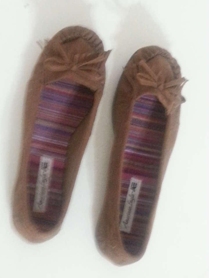 Brown Flats Payless Shoes