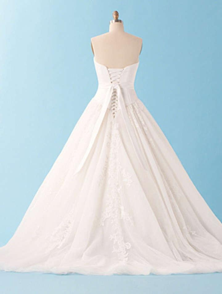 Alfred angelo cinderella wedding gown for Alfred angelo cinderella wedding dress