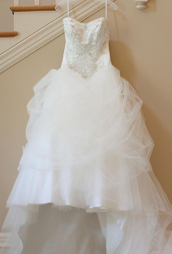 Alfred Angelo Free Wedding Dresses : Alfred angelo belle wedding dress tradesy weddings