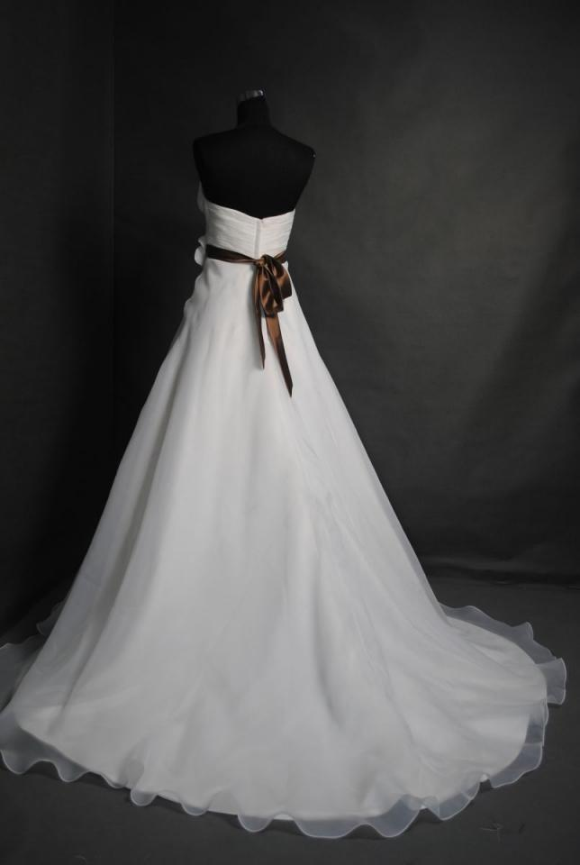 Amsale tyler wedding dress tradesy weddings for Wedding dresses tyler tx