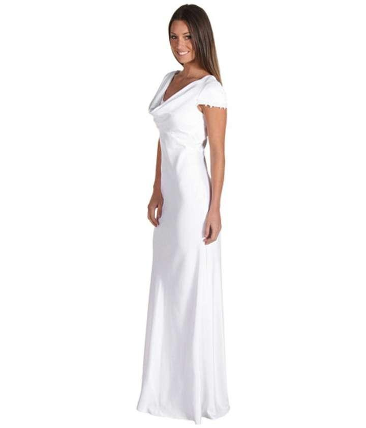 Calvin klein wedding dress for Sell your wedding dress fast