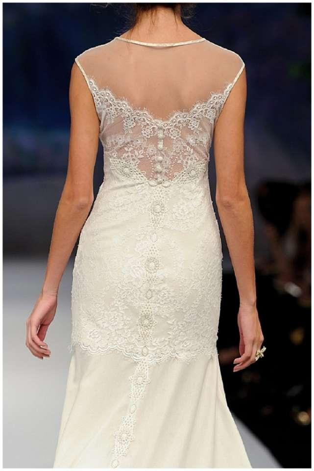 Claire pettibone sophie wedding dress tradesy weddings for Where to buy claire pettibone wedding dress