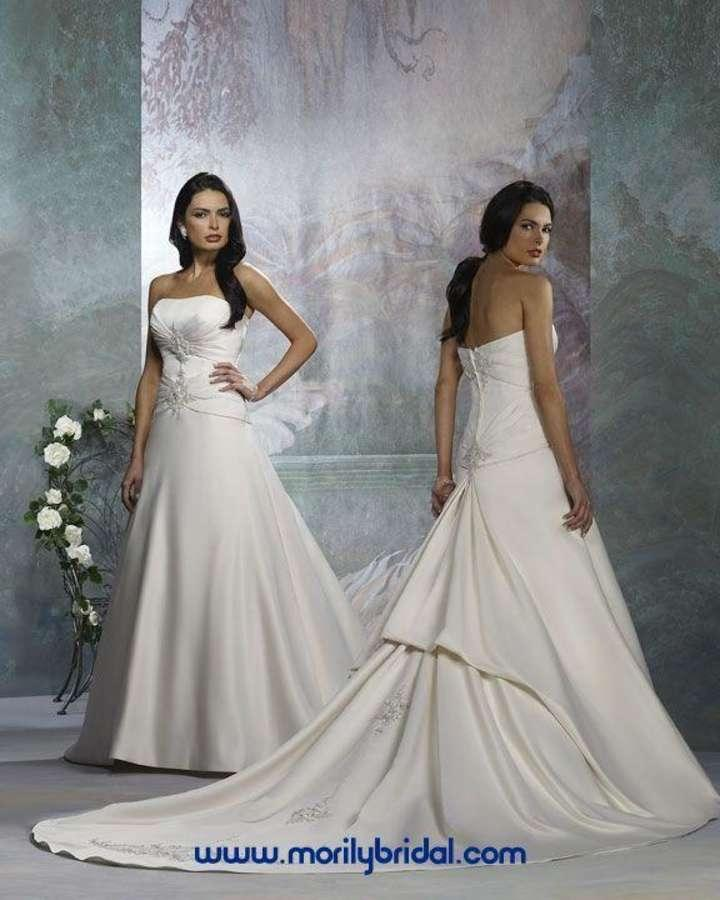Forever yours international style 410112 wedding dress for Forever yours international wedding dresses