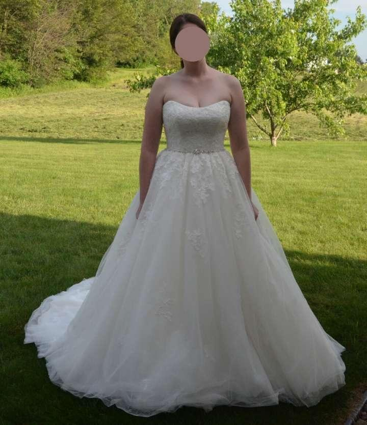Windsor Wedding Dresses Maggie Sottero Windsor Wedding Dress Tradesy Weddings