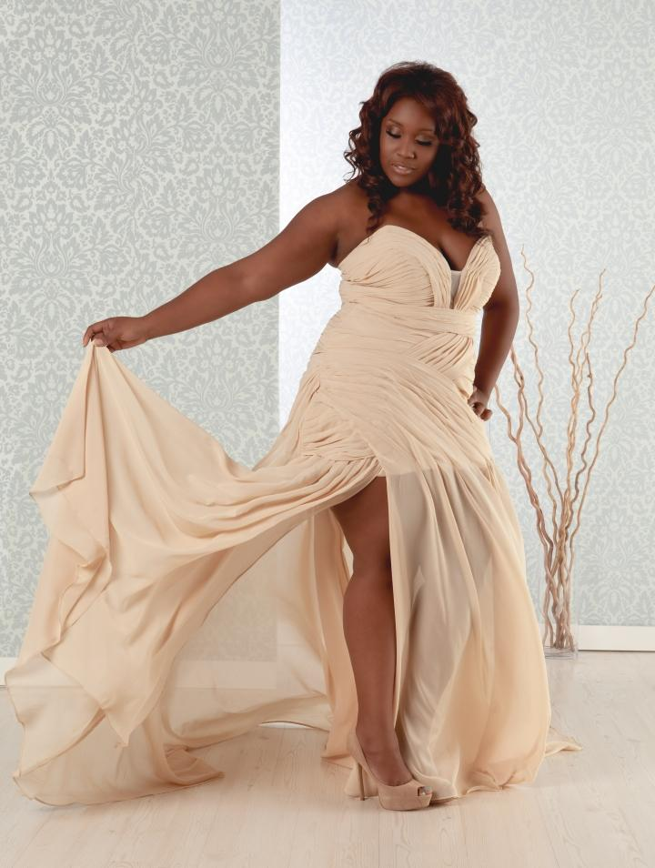 giavanna sexy plus size reception dress wedding dress