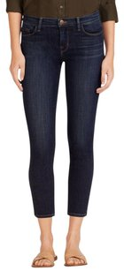 J Brand Cropped Skinny Capri/Cropped Denim