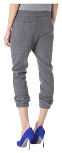 J Brand Gray Agnes Sweatshirt Xs Straight Pants