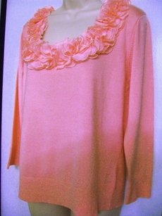 J. Marco Solid Blend Sweater