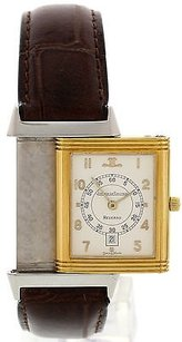 Jaeger-LeCoultre Jaeger-lecoultre Reverso Ss 18k Yellow Gold 140.255.5