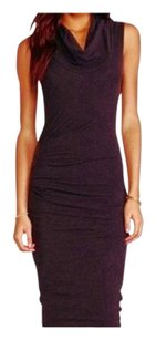 Plum Maxi Dress by James Perse Jersey Tank