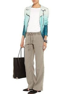 James Perse Womens Grey Stone Pants